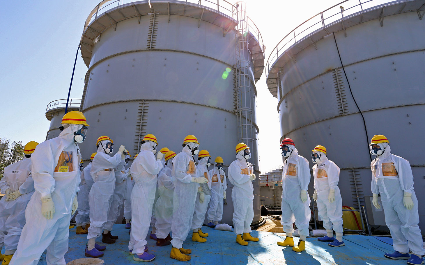 nuclear reactor catastrophe in japan Fukushima: five years after japan's worst nuclear disaster  tsunami caused the  plant to lose power to cool the reactors, it would be a disaster.